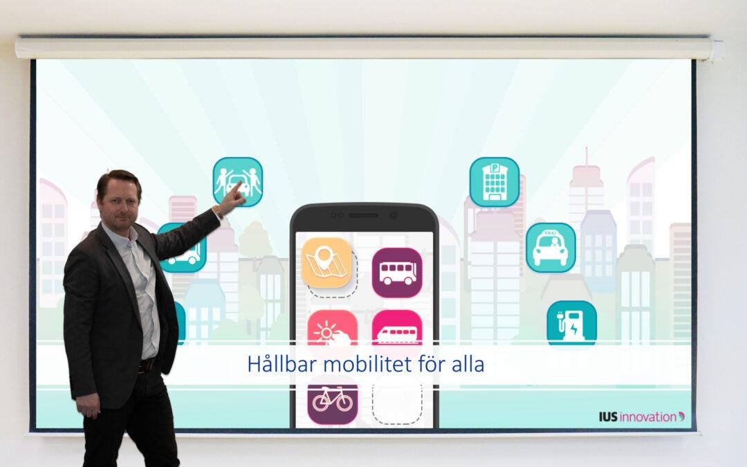 Innovationsdag hos svensk Kollektivtrafik