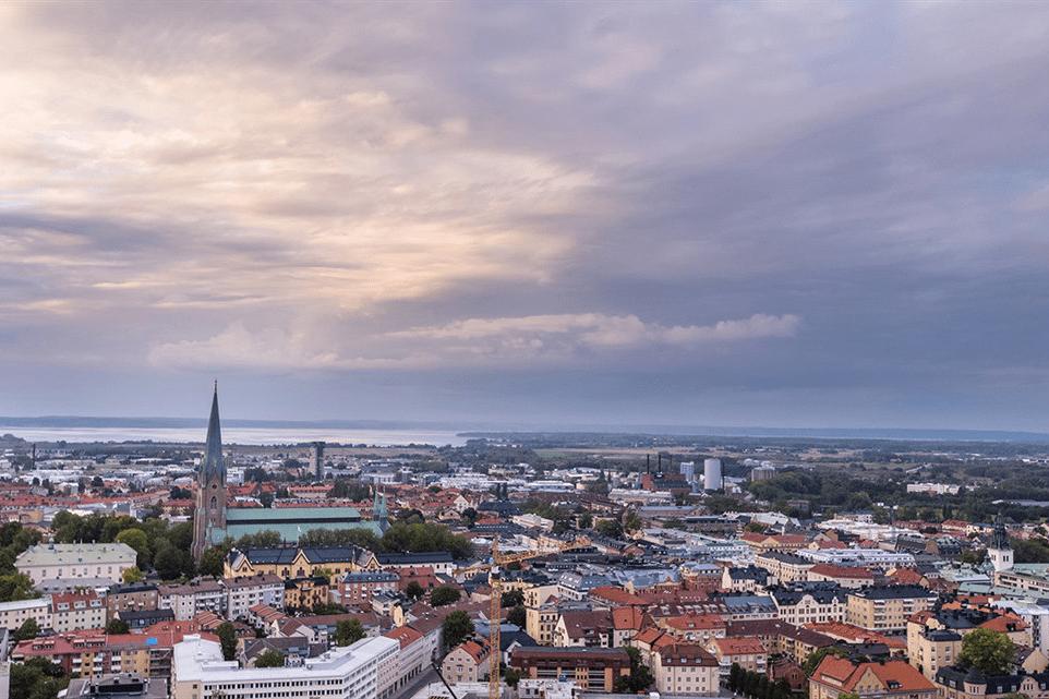 Färdplan för hållbar, delad och kombinerad mobilitet i Linköpings kommun