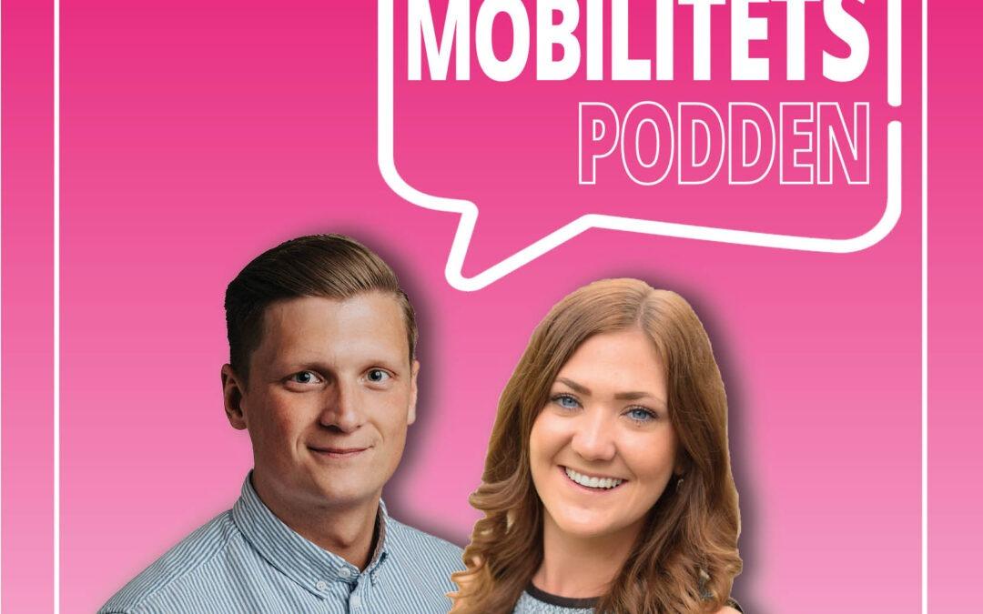 Mobilitetspodden pratar om myter kring mikromobilitet för att öka kunskap och medvetenhet kring mobilitetsbranschen.