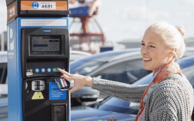 Göteborgs Stads Parkerings framtidsriktning