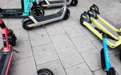"""SvD debattartikel """"Skär ner antalet elsparkcykelföretag"""""""