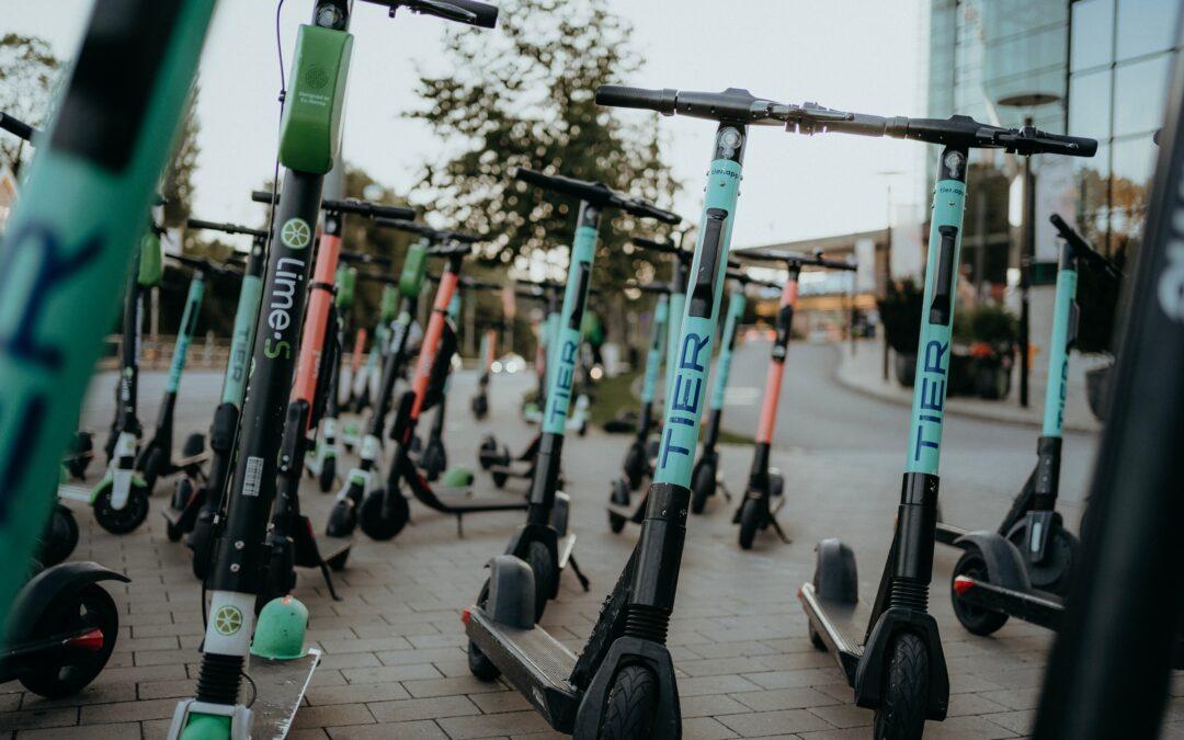 Inbjudan webinar: Elsparkcykeln – fara eller pusselbit i klimatomställningen?